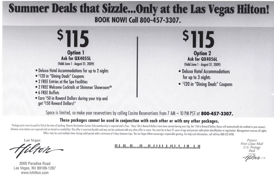 Vegas.com coupon code