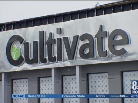 Cultivate Las Vegas Dispensary