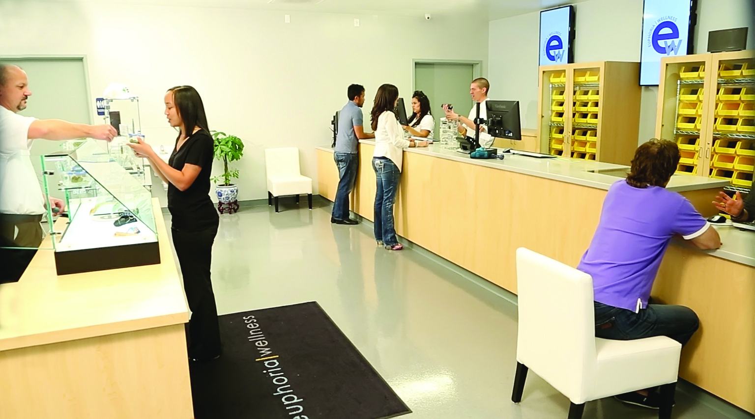 Euphoria Dispensary in Las Vegas