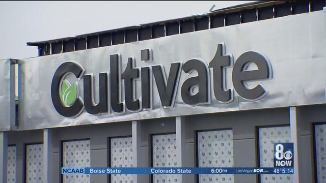 Cultivate Las Vegas Dispensary