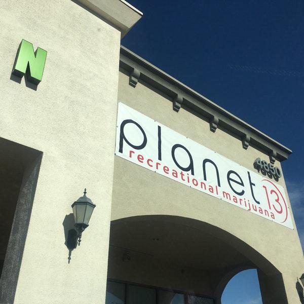 Planet 13 in Las Vegas